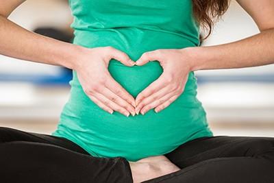 Maternity endometriózis torna